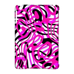 Ribbon Chaos Pink Apple Ipad Mini Hardshell Case (compatible With Smart Cover) by ImpressiveMoments