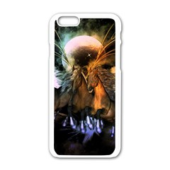 Wonderful Horses In The Universe Apple Iphone 6/6s White Enamel Case by FantasyWorld7