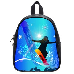 Snowboarding School Bags (small)  by FantasyWorld7