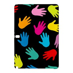 All Over Hands Samsung Galaxy Tab Pro 12 2 Hardshell Case by ImpressiveMoments