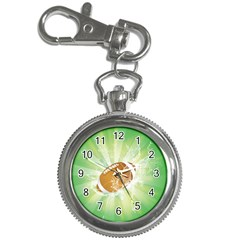 American Football  Key Chain Watches by FantasyWorld7