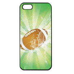American Football  Apple Iphone 5 Seamless Case (black) by FantasyWorld7