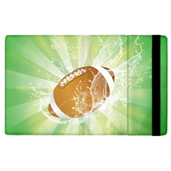 American Football  Apple iPad 3/4 Flip Case by FantasyWorld7