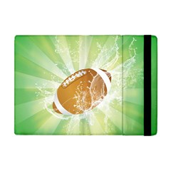 American Football  Apple Ipad Mini Flip Case by FantasyWorld7