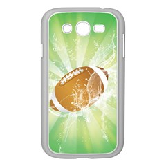 American Football  Samsung Galaxy Grand Duos I9082 Case (white) by FantasyWorld7