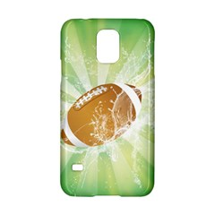 American Football  Samsung Galaxy S5 Hardshell Case  by FantasyWorld7