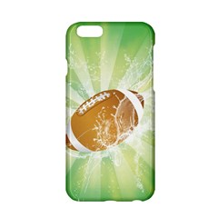 American Football  Apple Iphone 6/6s Hardshell Case by FantasyWorld7