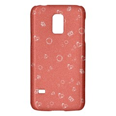 Sweetie Peach Galaxy S5 Mini by MoreColorsinLife