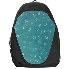 Sweetie Soft Teal Backpack Bag by MoreColorsinLife