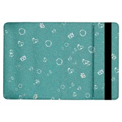 Sweetie Soft Teal iPad Air Flip by MoreColorsinLife