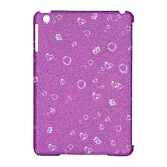 Sweetie,pink Apple iPad Mini Hardshell Case (Compatible with Smart Cover) by MoreColorsinLife