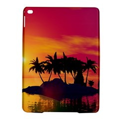 Wonderful Sunset Over The Island Ipad Air 2 Hardshell Cases by FantasyWorld7