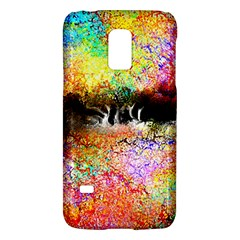 Colorful Tree Landscape Galaxy S5 Mini by theunrulyartist