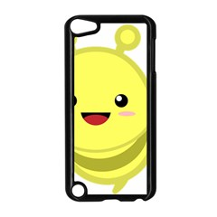 Kawaii Bee Apple Ipod Touch 5 Case (black) by KawaiiKawaii