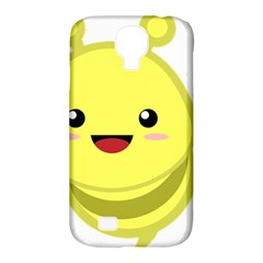 Kawaii Bee Samsung Galaxy S4 Classic Hardshell Case (pc+silicone) by KawaiiKawaii