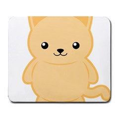 Kawaii Cat Large Mousepads by KawaiiKawaii