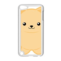Kawaii Cat Apple Ipod Touch 5 Case (white) by KawaiiKawaii