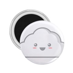Kawaii Cloud 2 25  Magnets by KawaiiKawaii