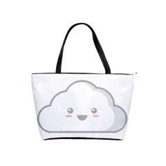 Kawaii Cloud Shoulder Handbags by KawaiiKawaii