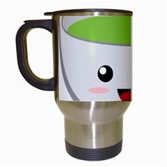 Kawaii Cup Travel Mugs (white) by KawaiiKawaii
