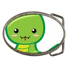 Kawaii Snake Belt Buckles by KawaiiKawaii