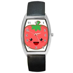 Kawaii Tomato Barrel Metal Watches by KawaiiKawaii