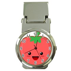 Kawaii Tomato Money Clip Watches by KawaiiKawaii