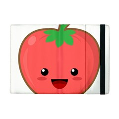 Kawaii Tomato Apple Ipad Mini Flip Case by KawaiiKawaii
