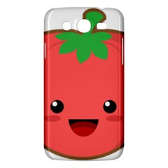 Kawaii Tomato Samsung Galaxy Mega 5 8 I9152 Hardshell Case  by KawaiiKawaii