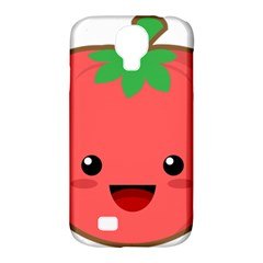 Kawaii Tomato Samsung Galaxy S4 Classic Hardshell Case (pc+silicone) by KawaiiKawaii