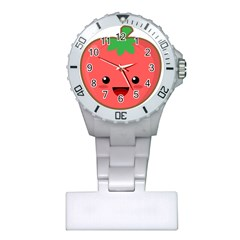 Kawaii Tomato Nurses Watches by KawaiiKawaii