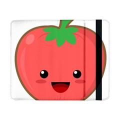 Kawaii Tomato Samsung Galaxy Tab Pro 8 4  Flip Case by KawaiiKawaii