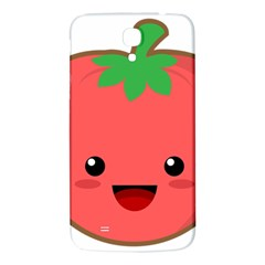Kawaii Tomato Samsung Galaxy Mega I9200 Hardshell Back Case by KawaiiKawaii