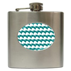 Tree Illustration Gifts Hip Flask (6 Oz) by creativemom