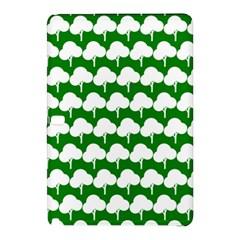 Tree Illustration Gifts Samsung Galaxy Tab Pro 10.1 Hardshell Case by creativemom