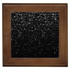 Crystal Bling Strass G283 Framed Tiles