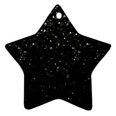 Crystal Bling Strass G283 Ornament (star)  by MedusArt