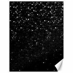 Crystal Bling Strass G283 Canvas 12  X 16   by MedusArt