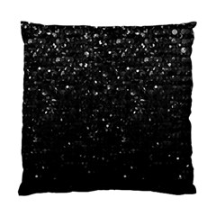 Crystal Bling Strass G283 Standard Cushion Case (one Side)  by MedusArt