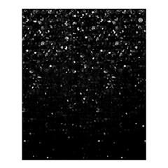 Crystal Bling Strass G283 Shower Curtain 60  X 72  (medium)  by MedusArt