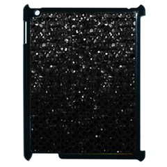 Crystal Bling Strass G283 Apple Ipad 2 Case (black) by MedusArt
