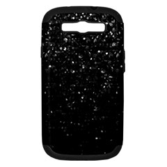 Crystal Bling Strass G283 Samsung Galaxy S Iii Hardshell Case (pc+silicone) by MedusArt