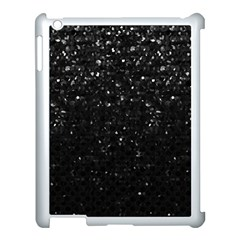 Crystal Bling Strass G283 Apple Ipad 3/4 Case (white) by MedusArt