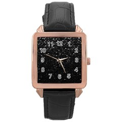 Crystal Bling Strass G283 Rose Gold Watches by MedusArt