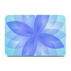 Abstract Lotus Flower 1 Plate Mats by MedusArt