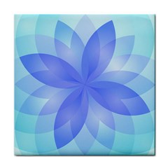 Abstract Lotus Flower 1 Face Towel by MedusArt