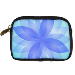 Abstract Lotus Flower 1 Digital Camera Cases by MedusArt