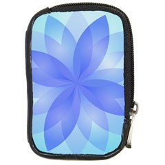 Abstract Lotus Flower 1 Compact Camera Cases by MedusArt