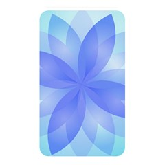 Abstract Lotus Flower 1 Memory Card Reader by MedusArt