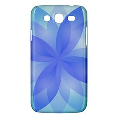 Abstract Lotus Flower 1 Samsung Galaxy Mega 5 8 I9152 Hardshell Case  by MedusArt